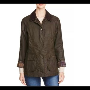 Barbour Beadnell classic waxed jacket
